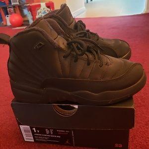 Jordan 12 winterizer